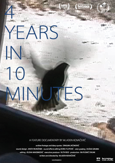 """4 godine u 10 minuta "" / ""4 years in 10 minutes"" a film by Mladen Kovacevic"